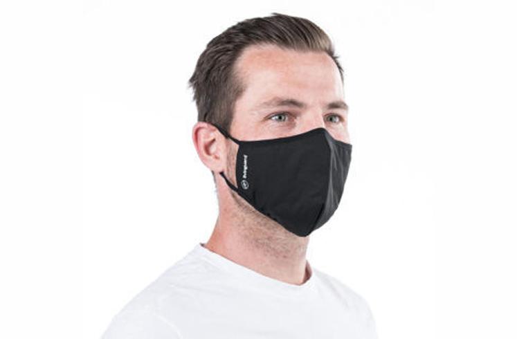 Livinguard Maske Test